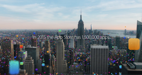 More than 100 billion apps downloaded on the AppStore