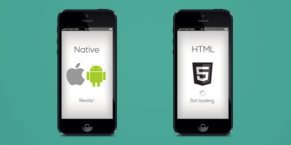 Why native is the best way to go versus html5 mobile apps